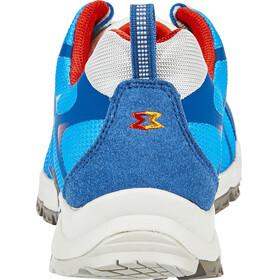 Garmont Hurricane Shoes Women aqua blue/red
